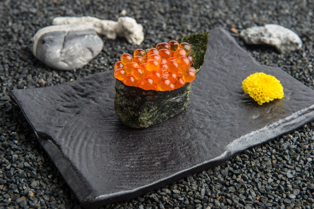 Best Caviar for Sushi