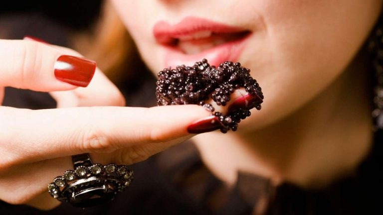 Can You Eat Caviar Off the Back of Your Hand?